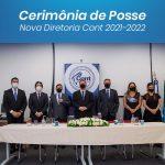 Cerimônia de Posse Nova Diretoria Cont 2021-2022