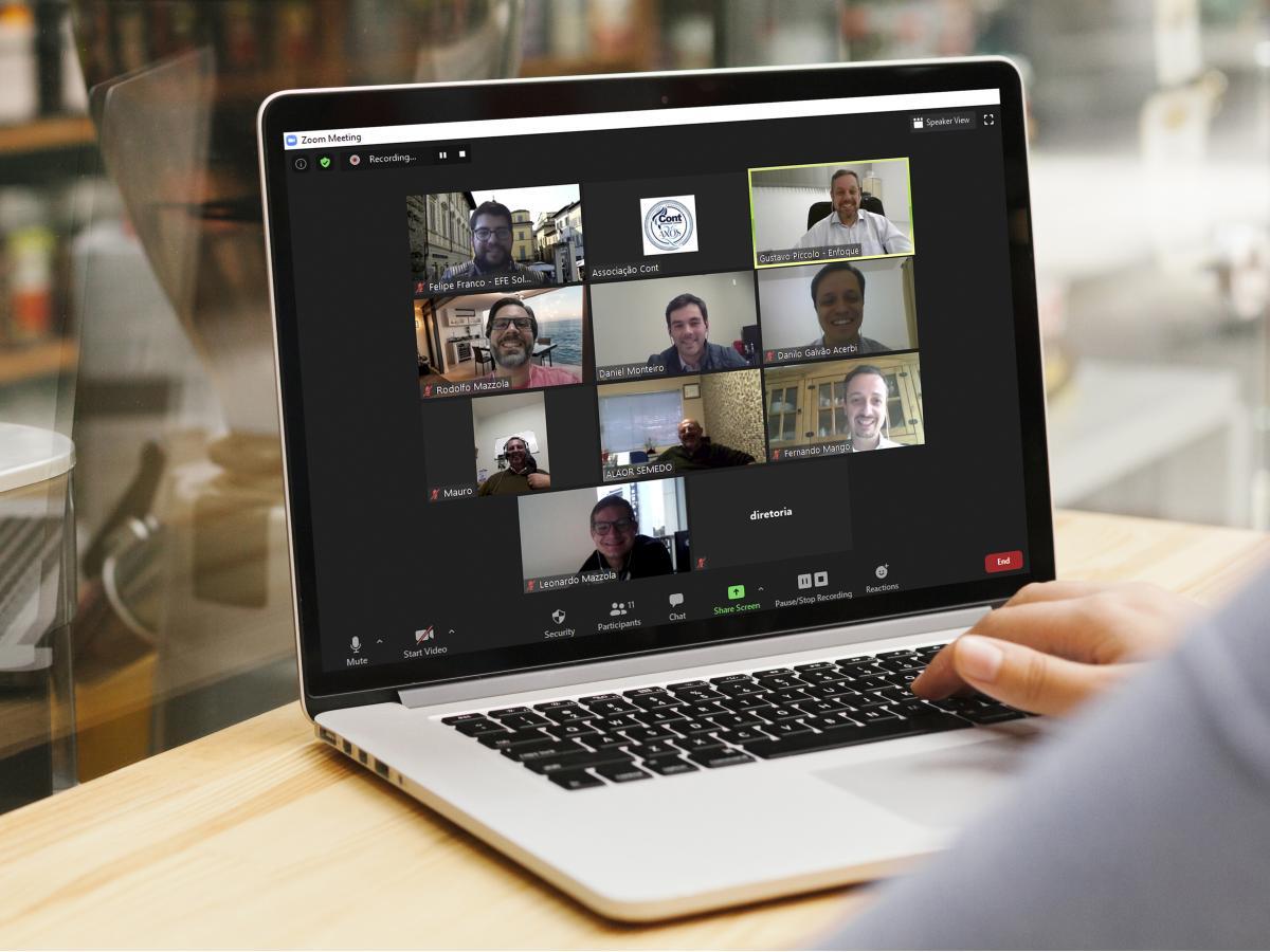 Assembleia Online de Prestação de Contas 2019