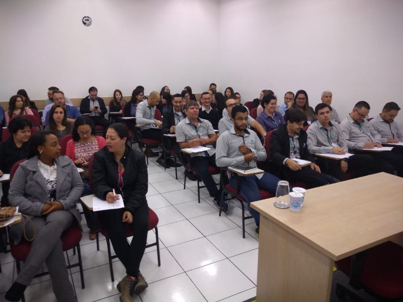 Profissional 5.0 como estar a frente da Indústria 4.0 - Palestrante Marcelo Barreiros Simonato