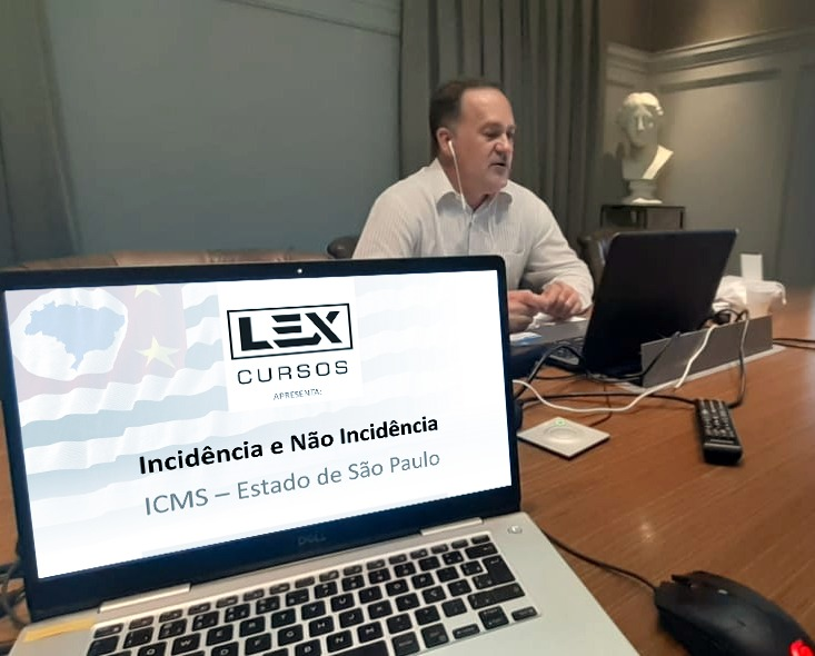 Curso Online: ICMS Estado de São Paulo – Incidência e Não Incidência